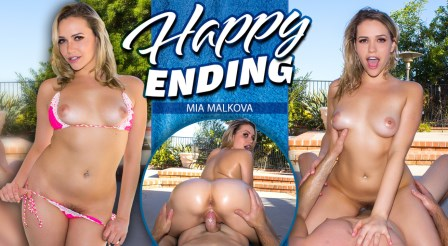 WankzVR – Happy Ending