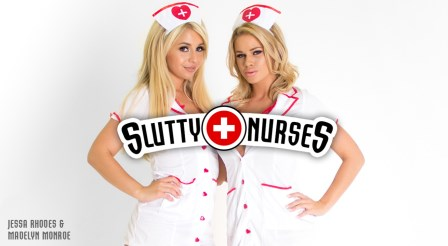 WankzVR – Slutty Nurses