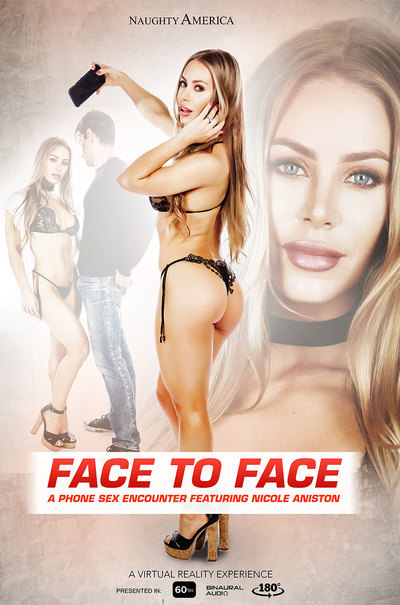 NaughtyAmericaVR - Face to Face