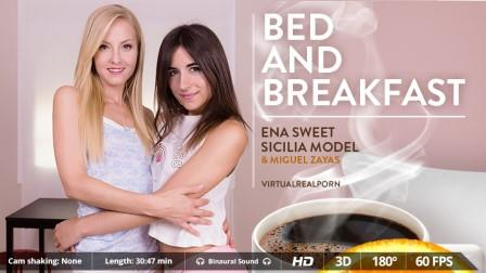 VirtualrealPorn – Bed and breakfast