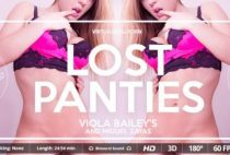 VirtualrealPorn - Lost panties