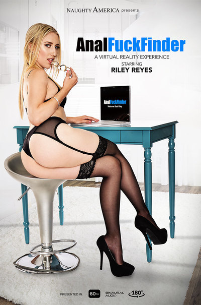 Naughty America VR Anal Fuck Finder