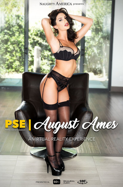 NaughtyAmericaVR August Ames PSE