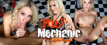 MilfVR MILF and the Mechanic