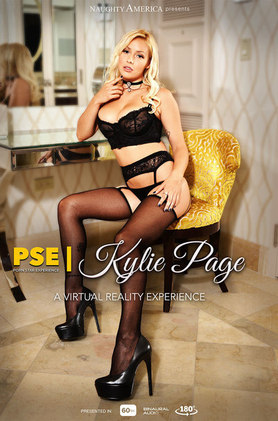 Naughty America VR PSE Kylie Page