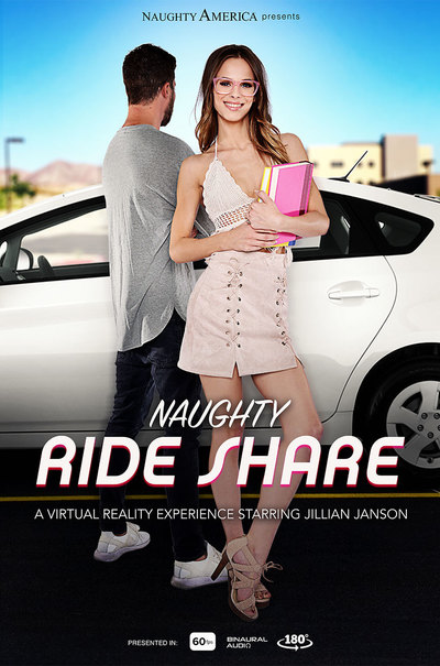 NaughtyAmericaVR - Naughty Ride Share