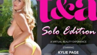 NaughtyAmericaVR T&A Solo edition Kylie Page