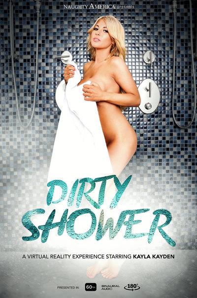 NaughtyAmericaVR Dirty Shower