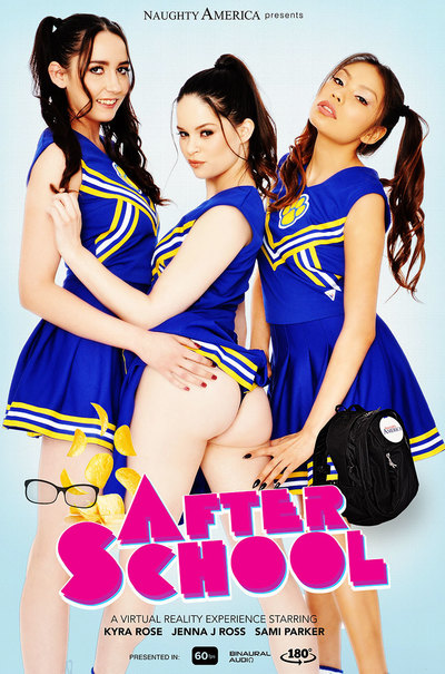 Naughty America VR After School