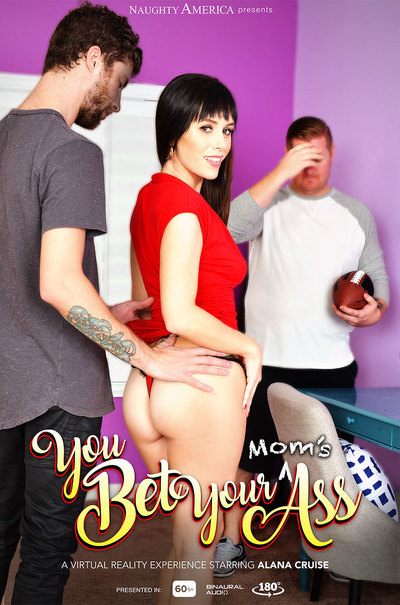 Naughty America VR Mom You Bet Your Ass