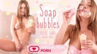 VirtualRealPorn Soap bubbles