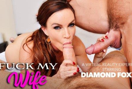 NaughtyAmericaVR Fuck My Wife Diamond Foxxx