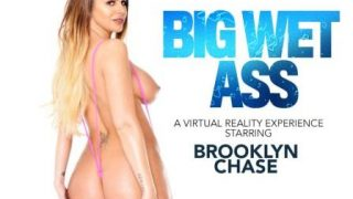 Naughty America VR Big Wet Ass Brooklyn Chase
